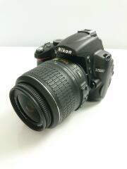 ニコン/デジタル一眼カメラ D5000 ダブルズームキット