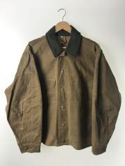 Tin Cloth Jacket/オイルドジャケット/ジャケット/L/コットン/ベージュ/620