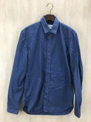 長袖シャツ/40/コットン/S30DL0356/⑩/17SS/プレーンシャツ/S30DL0356