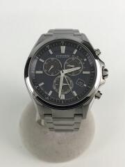 シチズン/ATTESA/アテッサ/CWB0901-03/ソーラー腕時計/アナログ/ステンレス/NVY/SLV
