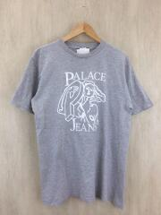 17SS/P Jeans T-Shirt/XL/コットン/GRY