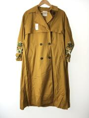 EMBROIDERY TRENCH COAT/1/コットン/CML/14101-0031