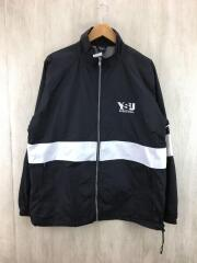 90s/YSU/ナイロンジャケット/L/ポリエステル/BLK