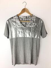 17SS/エイズTシャツ/S/コットン/GRY/S30GJ0005 S20299