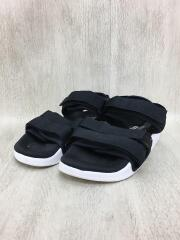 ADILETTE SANDAL/アディレッタ/スポーツサンダル/24.5cm/ブラック/黒/S75382
