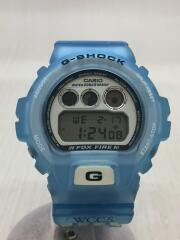 クォーツ腕時計/W.C.C.S/イルクジモデル/デジタル/DW-6900