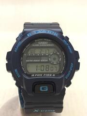 クォーツ腕時計/X-treme/デジタル/DW-6900X-2T