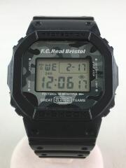 xF.C.R.B./G-SHOCK/クォーツ腕時計/デジタル/DW-5600VT