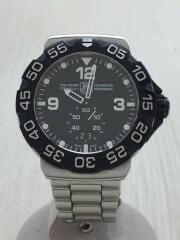 FORMULA 1/WAH1010/腕時計/ステンレス/BLK/SLV/ダイバーズ FORMULA1 フォーミュラ1