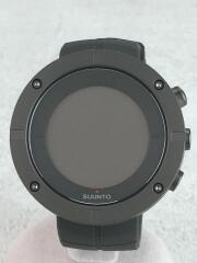 腕時計/デジタル/ラバー/WHT/GRY