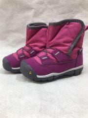 キッズ靴/13.5cm/ブーツ/PNK
