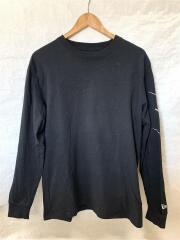 20SS/YY Signature LOGO Long sleeve/4/コットン/BLK/HN-T99-083