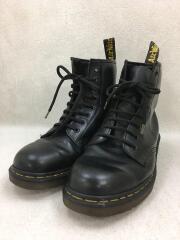 8HOLE BOOT/ブーツ/--/BLK/レザー