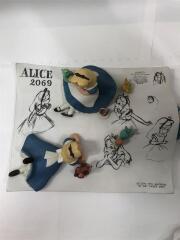 50th Year Model Sheet Figural Scene/インテリア雑貨/一部破損有