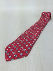 服飾雑貨/シルク/RED/総柄/メンズ