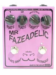 MR FAZEADELIC エフェクター/フェイザー/MR FAZEADELIC