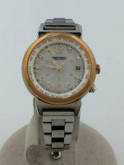 ソーラー腕時計/アナログ/SSVV002/510475//  LUKIA