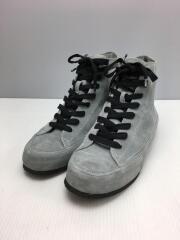 ブーツ/US11/GRY/スウェード/UBIQ×NUMBERNINE