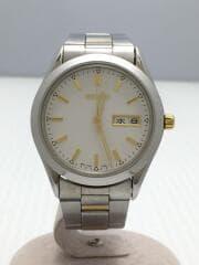 クォーツ腕時計/アナログ/7N43-9080/コマなし
