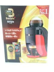 コーヒーメーカー ネスカフェ ゴールドブレンド バリスタ シンプル SPM9636