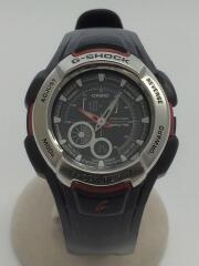 クォーツ腕時計・G-SHOCK/デジアナ/SLV