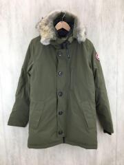 カナダグース/ダウンジャケット/M/ナイロン/カーキ/3426M/CHATEAU PARKA//  シャトー