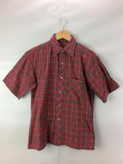 半袖シャツ/M/レッド/サウスツーウエストエイト/メンズ