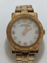 クォーツ腕時計/アナログ/ステンレス/ピンクゴールド/ピンクゴールド/MBM3078/111601