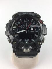 クォーツ腕時計・G-SHOCK/デジアナ/ブラック/ブラック/GG-B100-1AJF
