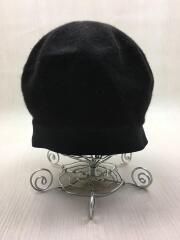 ベレー帽/--/ウール/ブラック