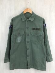 長袖シャツ/--/コットン/KHK/73年