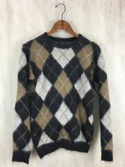 17AW/MOHAIR SWEATER/セーター(厚手)/XS/モヘア