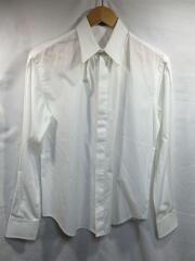 長袖シャツ/ホワイト
