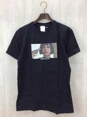 マチルダ/Tシャツ/M/コットン/ブラック