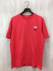 Tシャツ/XL/コットン/レッド/G008-T001