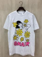 ON AIR/Tシャツ/M/--/WHT