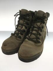 field boots/トレッキングブーツ/28.5cm/グレー