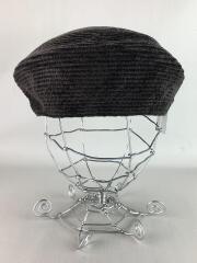 ベレー帽/M/アクリル/BRW