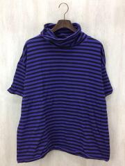 Tシャツ/--/コットン/PUP/ボーダー