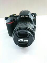 デジタル一眼カメラ D5500 ダブルズームキット [ブラック]