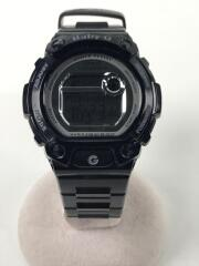 クォーツ腕時計・Baby-G/デジタル/BLK