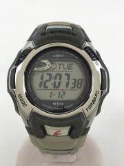 腕時計/デジタル/ステンレス