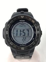 ソーラー腕時計/デジタル