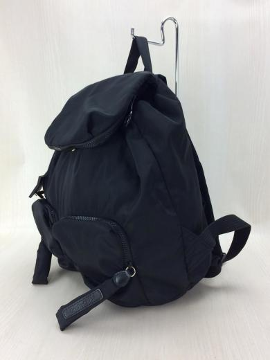 new arrival 2f544 4ef70 リュック/ナイロン/BLK/無地