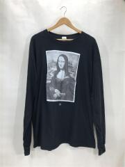 SURROUND/長袖Tシャツ/XL/コットン/BLK
