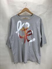 Tシャツ/1/コットン/CRM