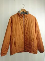 ナイロンジャケット/M/ポリエステル/オレンジ/HZ14640/中綿ジャケット