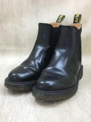 サイドゴアブーツ/UK5/ブラック/10297/チェルシーブーツ/擦れ有り