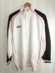 XBT150 スポーツウェアー/M/ホワイト/ウォームアップジャケット/XBT150