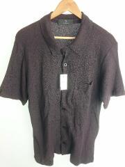 ポロシャツ/3/コットン/ブラウン/MY-T37-055